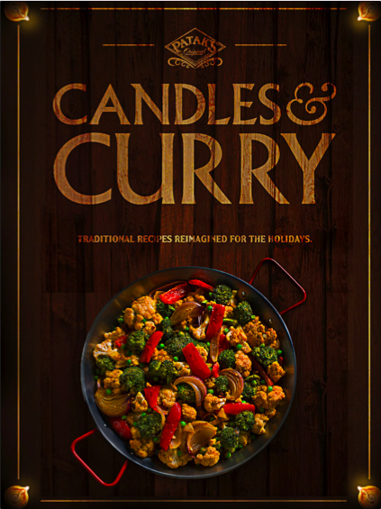 Candles & Curry Image