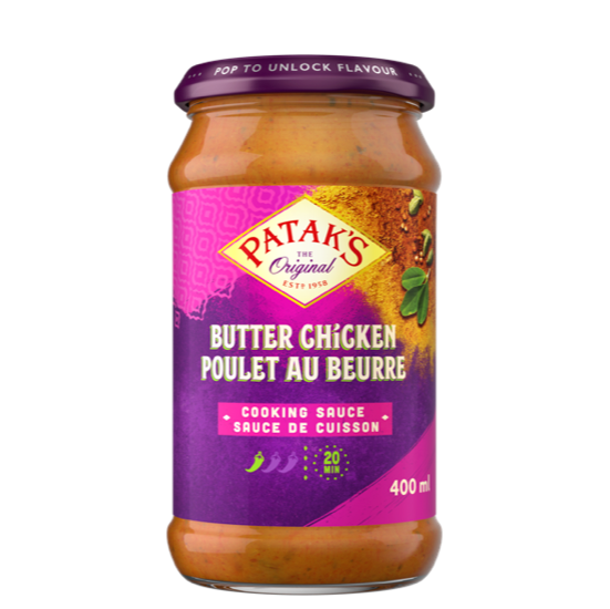 Sauce butter chicken