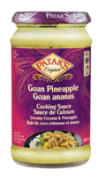Goan pineapple