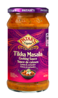 Tikka masala cooking sauce 400ml 280516 ol
