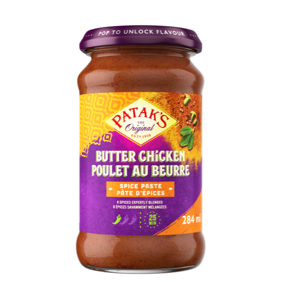 Paste butter chicken spice