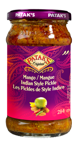 Mango indian style pickle 288865 ol