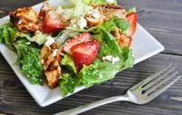 Tandoori chicken salad2 min