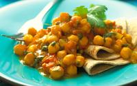 Chick pea curry punjabi chole min