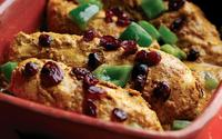 Chicken korma cranberries min