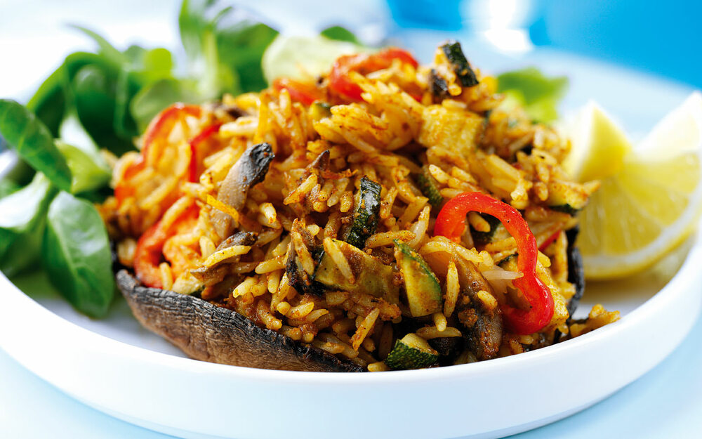 Madras Mushrooms  Recipe
