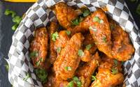 Spicy butter chicken wings min